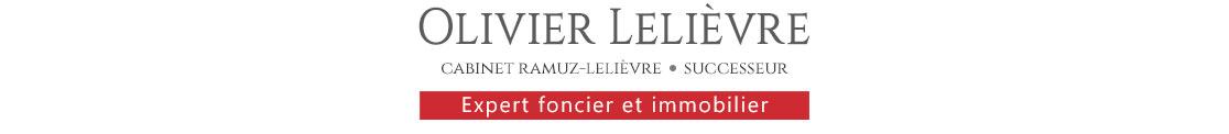 Olivier Lelièvre, expert foncier et expert immobilier en savoie